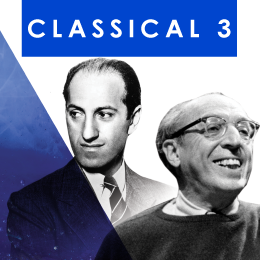 GERSHWIN AND COPLAND
